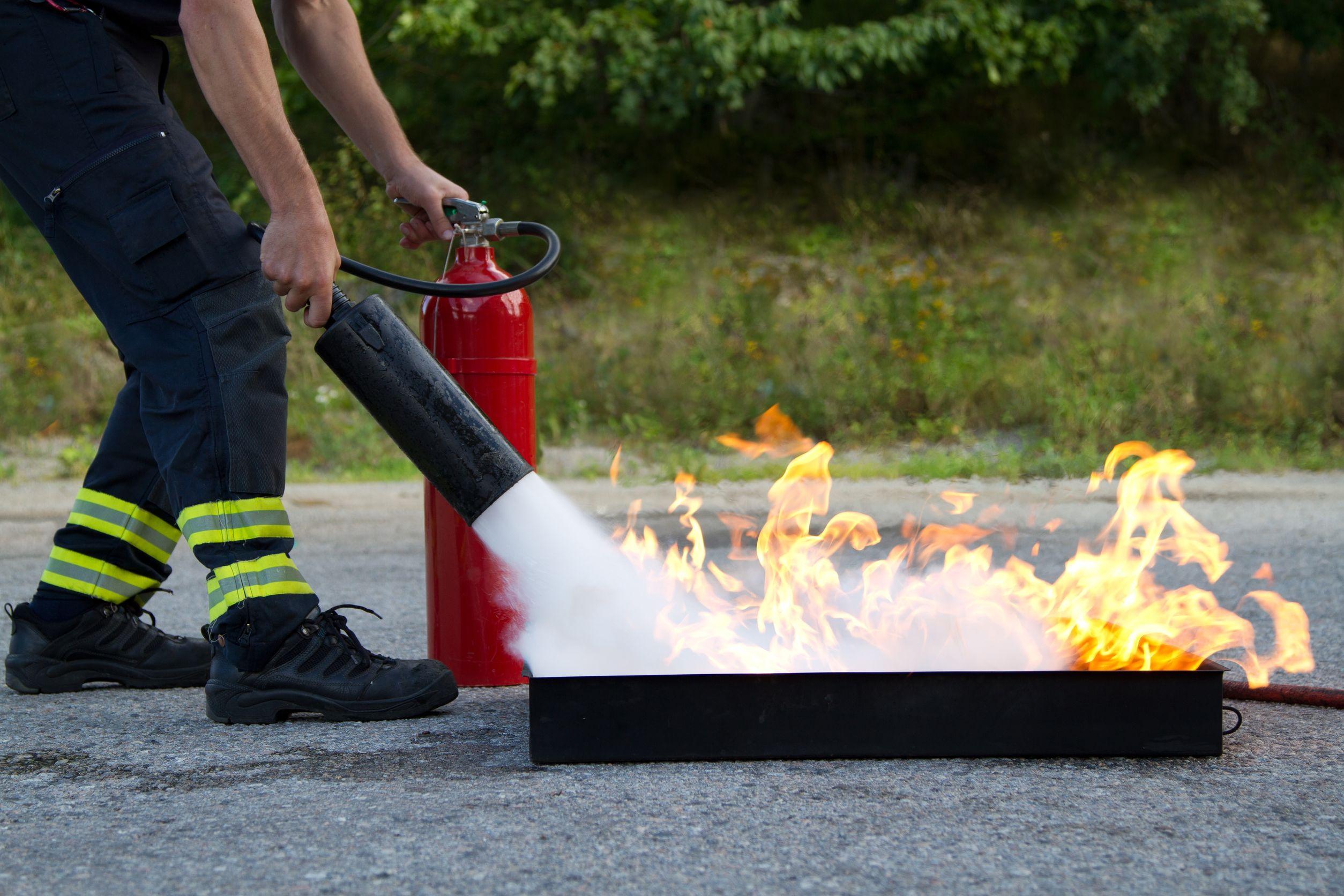 Emergenza Antincendio