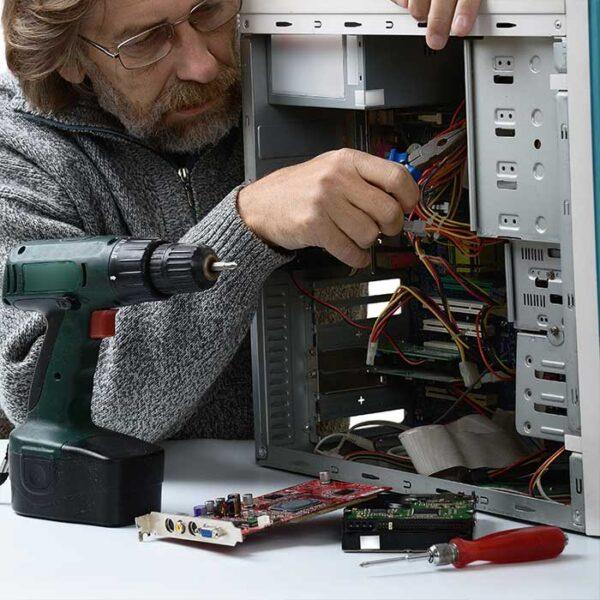 manutenzione sistemi informatici